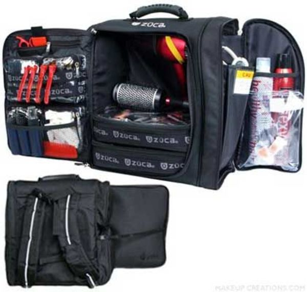 Screenface - Zuca Professional Make-up Artists Backpack