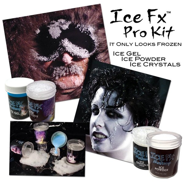 Screenface Ice Fx Makeup
