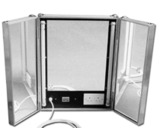Screenface 3 way Location Mirror