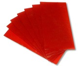 RCMA Dental Wax Red Gum Shade