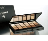 Ben Nye MediaPRO HD Foundation Palette 18col
