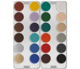 Kryolan Aquacolor Palette 24 colour