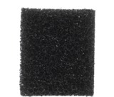 Black Stipple Sponge - course