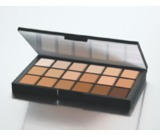Ben Nye Media Pro HD Foundation Palette 18col