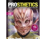 Prosthetics Special FX Make-up Magazine