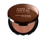 Make Up For Ever Pro Bronze Fusion Undetectable Compact Bronzer Ultra Natural & Waterproof 11g