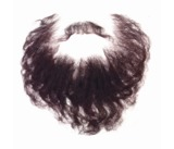 Extra Long/Curly Full Beard Set