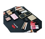 Donna May Clitheroe Signature Black & Red Make-up Mat