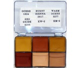RCMA Appliance Foundation Palette - 6 colours