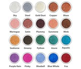 Screenface Iridescent Pigments