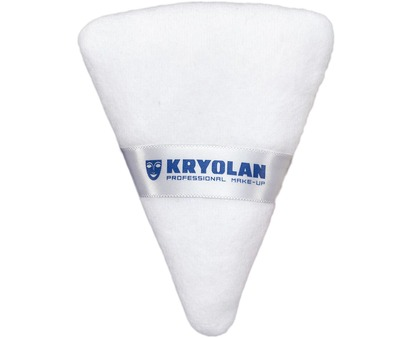 Kryolan Triangle Powder Puff