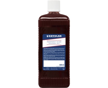 Kryolan Transparent Blood