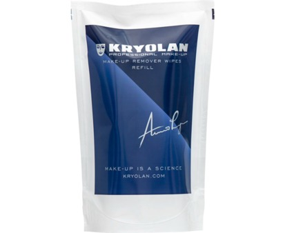 Kryolan Make-up Remover Wipes Refill