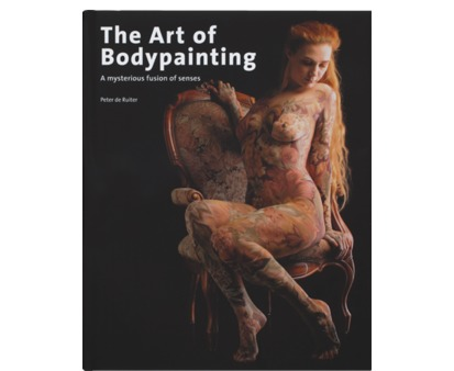 The Art Of Body Painting Book