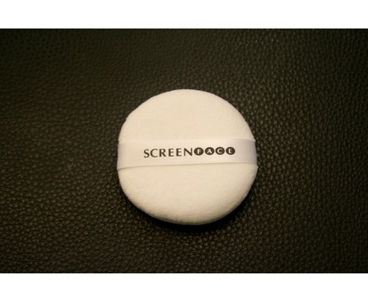 *New* Screenface Ribbon Puff - 75mm