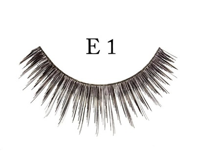 #1 Black Eyelashes