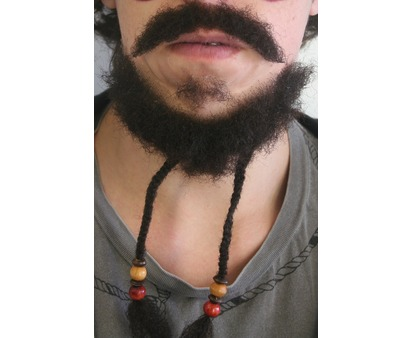 Chin Beard Set Pirates