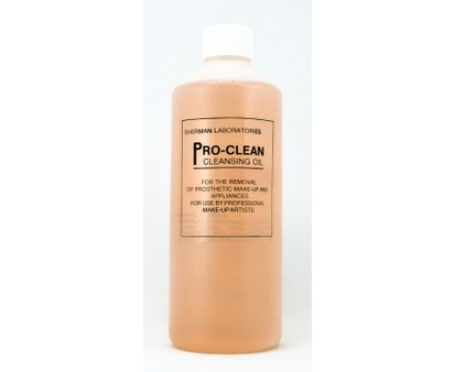 Pro Clean Cleansing Oil Remover