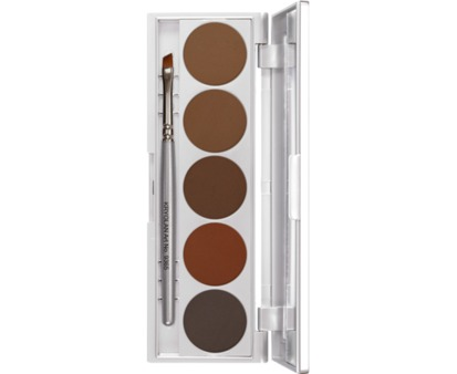 Kryolan Eyebrow Powder Palette 5 Color