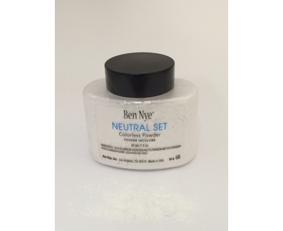 Ben Nye Colourless Powder Face Paint