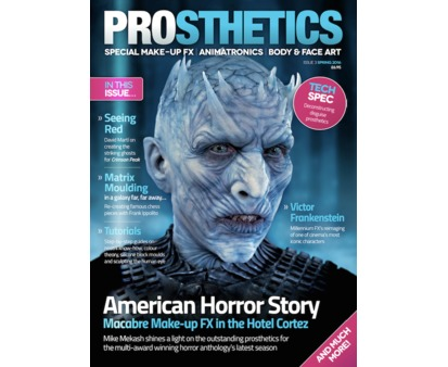 Prosthetics Magazine Issue 3