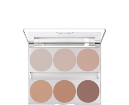 Kryolan Blot Powder Palette 6 Colours