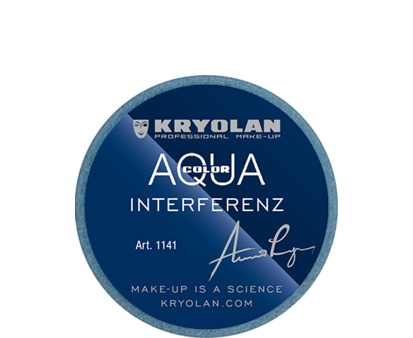 Kryolan Aquacolor Interferenz