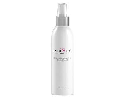 epiSpa Organic Illuminating Toning Tonic