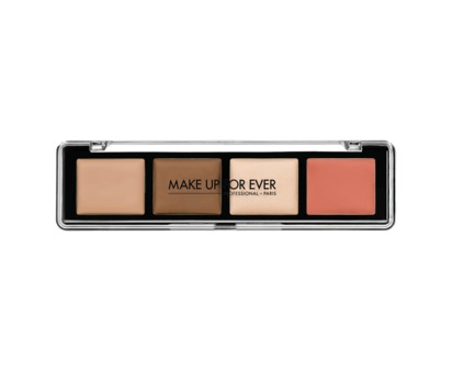 Make Up For Ever Pro Sculpting Palette 4-in1 Face Contouring Palette