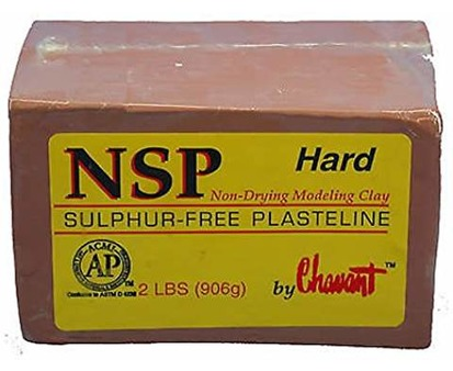 Chavant Non Drying Modelling Clay Hard