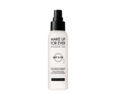 Make Up For Ever Mist & Fix Make-Up Setting Spray Long Lasting And Moisturizing