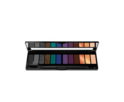 Black/Up Black Smoky Eyeshadow Palette