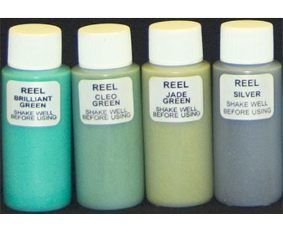 Reel Body Art Inks Metallic