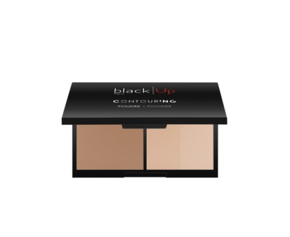 Black/up Contouring Powder