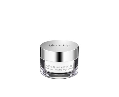 Black/up Dark Spot Correcting Night Cream