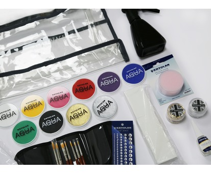 Screenface Body & Face  Painting Kit