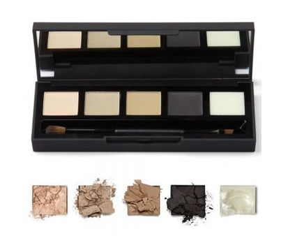HD Eye & Brow Palette