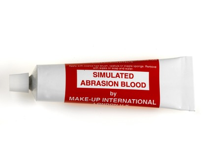 Make-Up International Simulated Abrasion Blood 20ml