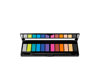 Black/Up Flash Color Eyeshadow Palette