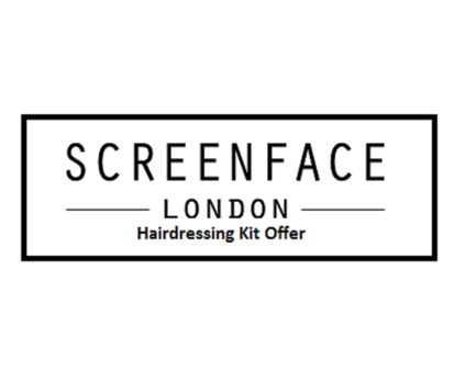 Screenface Hairdressing Kit Offer