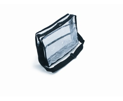 Screenface Transparent Rectangular Set Bag
