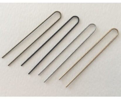 Sibel Japanese Twisted Hairpins